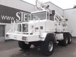 overige vrachtwagens MOL 6x6 Pitman HFT 2666F Samiia Digger Derrick 1981