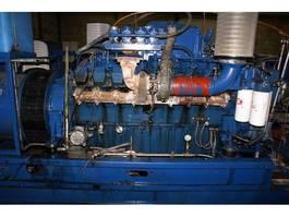 Motor vrachtwagen onderdeel MTU 18V2000 2008