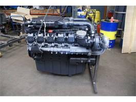 Motor vrachtwagen onderdeel MTU 12V183 TE TB 2012
