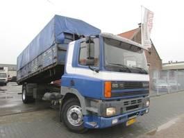 kipper vrachtwagen > 7.5 t DAF 85.330 Steel Springs Tipper 1993