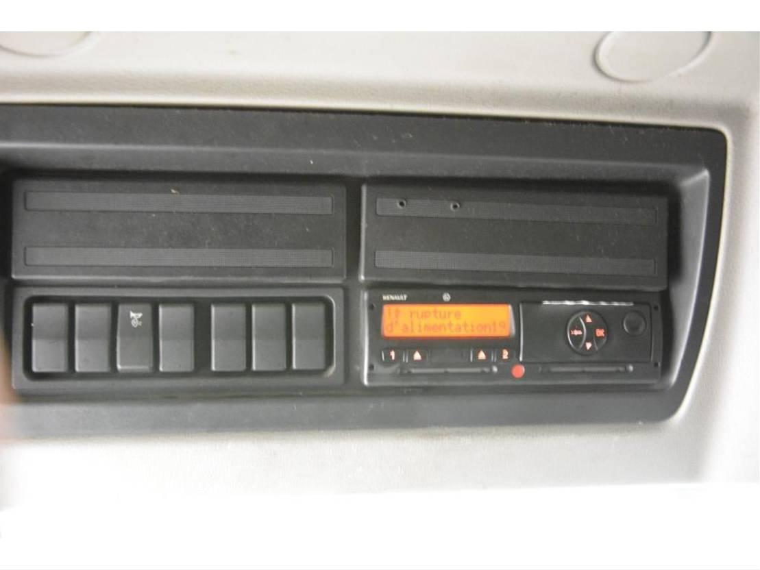 gevaarlijke stoffen trekker Renault Premium 410 DXi - ADR 2007