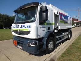 tankwagen vrachtwagen Renault REF 524 2011