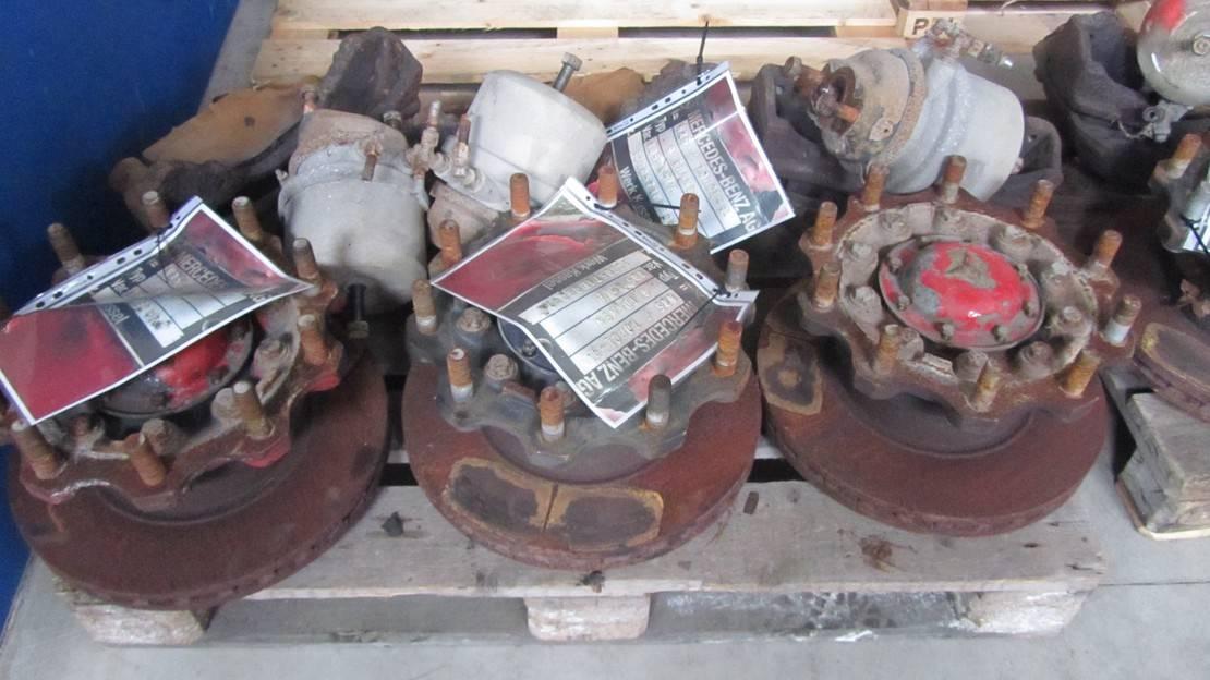 Naaf vrachtwagen onderdeel Mercedes-Benz As onderdelen 9 Tonnen