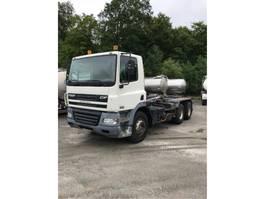 containersysteem vrachtwagen DAF CF 85 -380 6x4 MANUAL SPRING SUSPENSION 2003