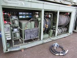 tankcontainer Aurepa 22 x Kraftstoffpumpanlage 'HAAR