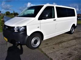 minivan - personenbus Volkswagen Transporter Kombi 9 pers lang 2.0 TDI L2H1 2014