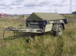 overige vrachtwagen aanhangers H.M.K. 1 TON M/ 91 STD.