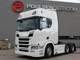 standaard trekker Scania R580 6x2 2950mm 2019