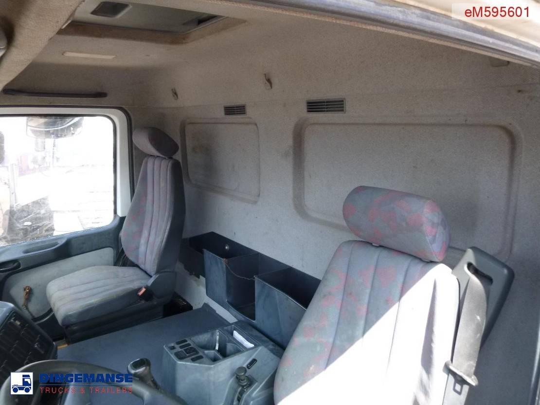 betonpomp vrachtwagen Mercedes-Benz Actros 2631 6x4 Cifa K2X/32 concrete pump 32 m 2001