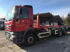 containersysteem vrachtwagen DAF CF 85 CF85.430 6X4 HOOK SYSTEM WITH ADR 2006