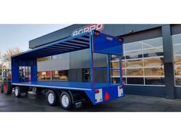 overige vrachtwagen aanhangers agpro 3 as