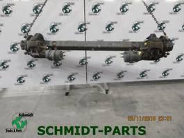 As vrachtwagen onderdeel BPW SKSHF 9008 ECO-P Opleggeras