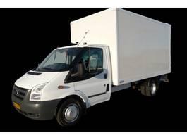 gesloten bestelwagen Ford Transit 350L 2.4 TDCI laadbak en klep klein rijbewijs 2011 2011