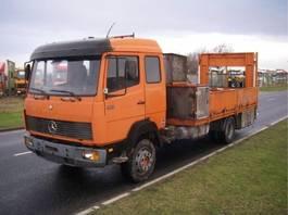 Overig vrachtwagen onderdeel Mercedes-Benz NG 1120 4X2 DOBBELT CABIN....PARTS TRUCK. 1989