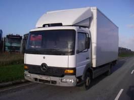 bakwagen vrachtwagen Mercedes-Benz Atego 815 815 ATEGO. 4X2 ..... 2001