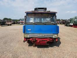 Motor vrachtwagen onderdeel Iveco 79-14  4X2     ZETA 1989
