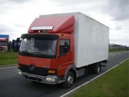 bakwagen vrachtwagen Mercedes-Benz Atego 815 ATEGO 815 L 4X2.. 2004