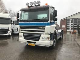 containersysteem vrachtwagen Ginaf X3232S 2008