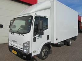 bakwagen vrachtwagen Isuzu N-Serie 3,0L 2010