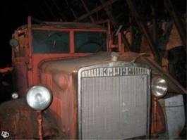 bakwagen vrachtwagen Krupp Junker 2.7 1935
