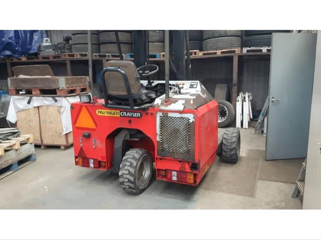 meeneemheftruck Palfinger F3-253-GTS 2008