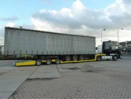 dieplader oplegger Ultra low trailer 2012