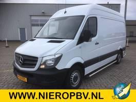 gesloten bestelwagen Mercedes-Benz Sprinter 313cdi l2h2 2014