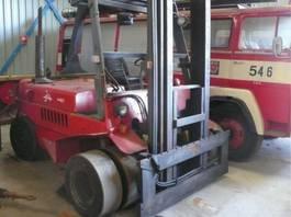 chariot élévateur Linde met deutz motor H80 1993