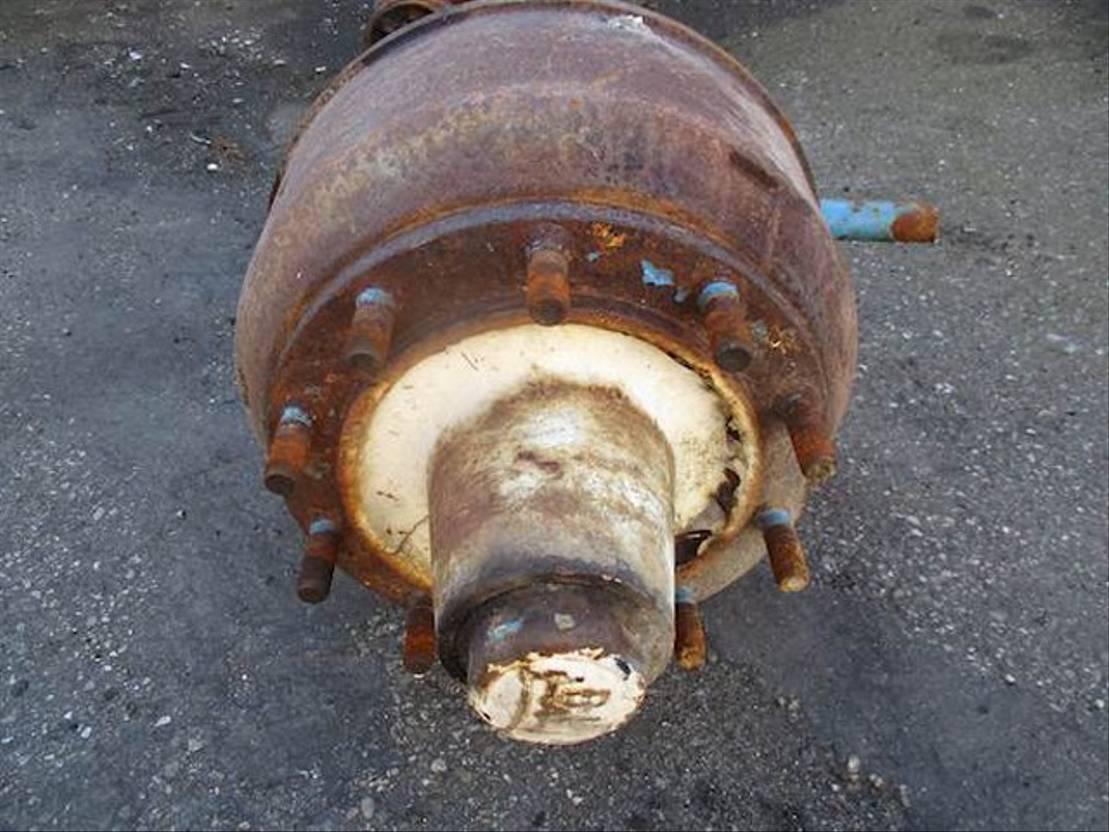 Cendre pièce détachée camion BPW ROND