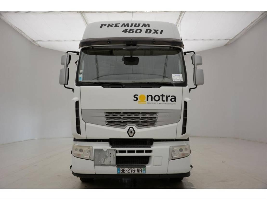 gevaarlijke stoffen trekker Renault Premium 460 DXi - ADR 2010