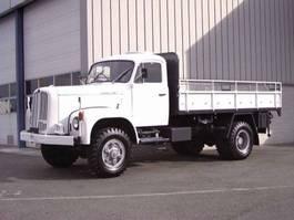 platform vrachtwagen Saurer 2 DM RHD
