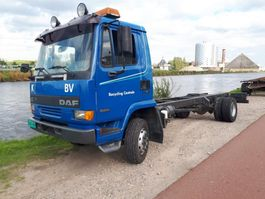 chassis cabine vrachtwagen DAF AE45CE.180 2001