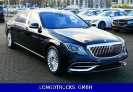 limousine auto Mercedes-Benz S560L Maybach 4x4  gepanzert armoured  VR6