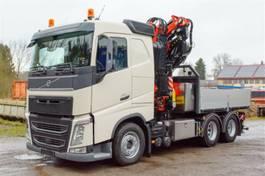 kraanwagen Volvo NEU FASSI 455L214 -6x4 -SZM - Pritsche abnehmbar 2020