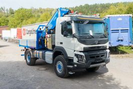 kraanwagen Volvo NEU FASSI F365 2.27 - 4x4 - REFERENZ FZG! 2020