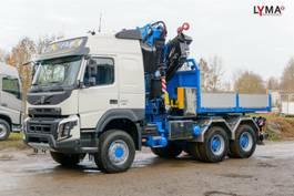kraanwagen Volvo NEU FASSI F545 2.27 - 6x6 - REFERENZ FZG! 2020
