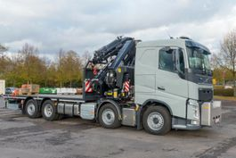 kraanwagen Volvo FASSI 820RA2.27 FJ L426 8x2 - 360° - 100 % 2020
