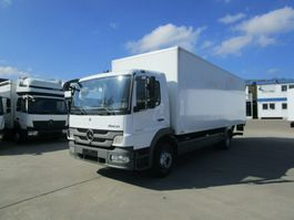 bakwagen vrachtwagen > 7.5 t Mercedes-Benz ATEGO 1222 L Koffer 7,20 m LBW 1,5 T*Diff.Sperre 2012