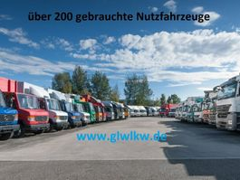 chassis cabine bedrijfswagen Mercedes-Benz ATEGO IV 818 L Fahrgestell LBW 1 to.*Luft HA 2015