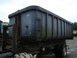 conteneur d'expédition à toit ouvert TRANSLIFT vloeistofdicht op nch fream kipper/binnenwerks 560 l-230 b-150 h-achterklep