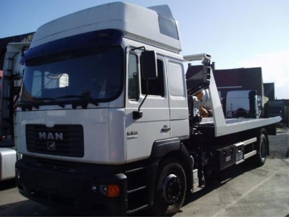 autotransporter vrachtwagen MAN MAN 19.343 4x2 2000