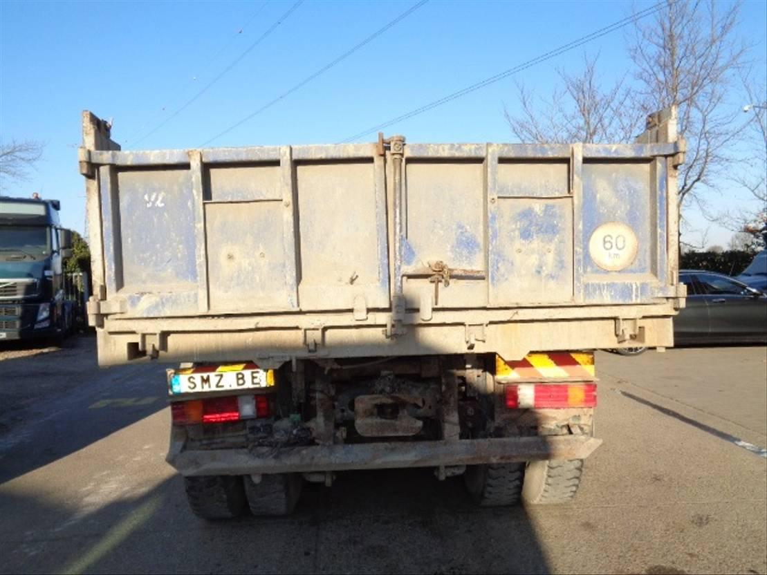Wisselopbouw vrachtwagen onderdeel Diversen Occ kipperbak - wisselsysteem 2001