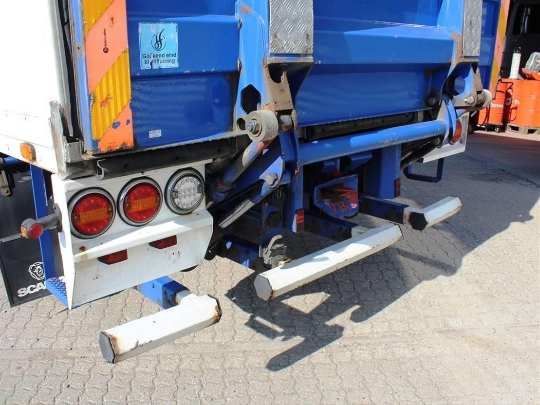 koelwagen vrachtwagen Scania P380 6x2 2008
