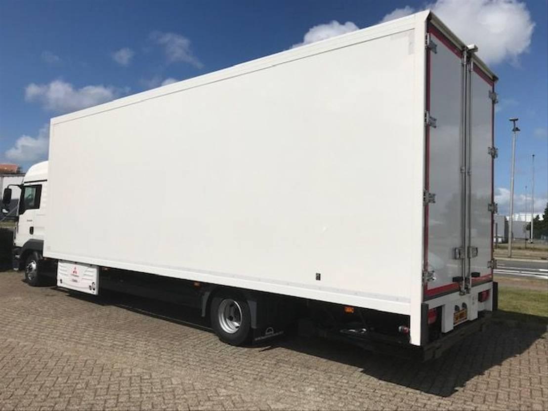 koelwagen vrachtwagen MAN TGL 2016