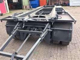 container chassis aanhanger GS Meppel GS MEPPEL 1995