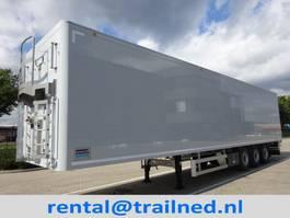 walking floor oplegger Knapen Trailers K200 - 92m3 Agri X-Light 2020