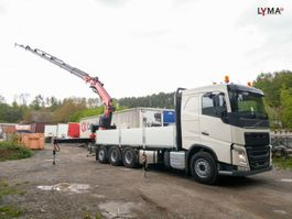 kraanwagen Volvo SOFORT! -NOW AVAILABLE ! FH540-FASSI F365A2.28 2019