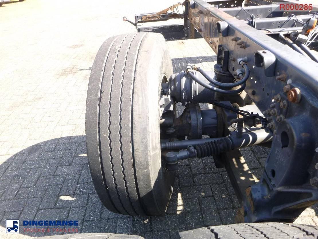 chassis cabine vrachtwagen Renault Premium Lander 370 6x2 chassis + ADR 2007