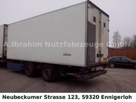 bakwagen aanhangwagen Krone Koffer 2,60 m hoch 7,40 m lang