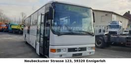 stadsbus MAN S 238, Linienbus, 2 Türen, Schulbus geeignet